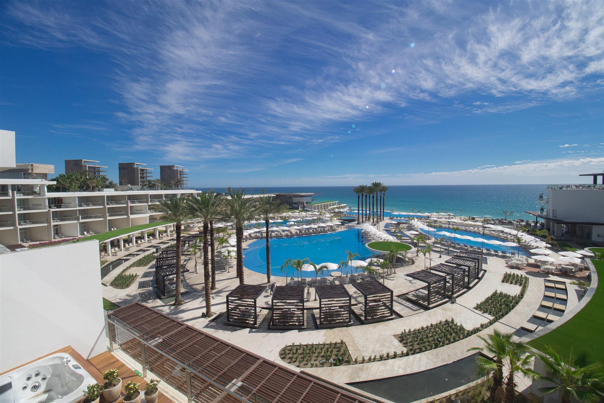 Honeymoons at Le Blanc Spa Resort Los Cabos San Lucas Mexico