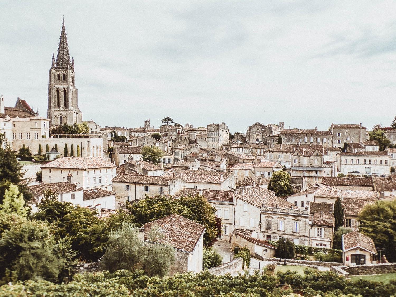 Bordeaux honeymoon destination