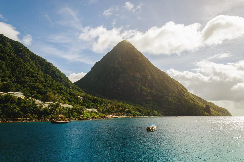 St. Lucia honeymoon destination