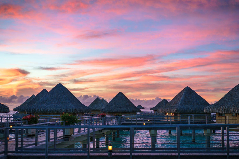 Bora Bora honeymoon destination