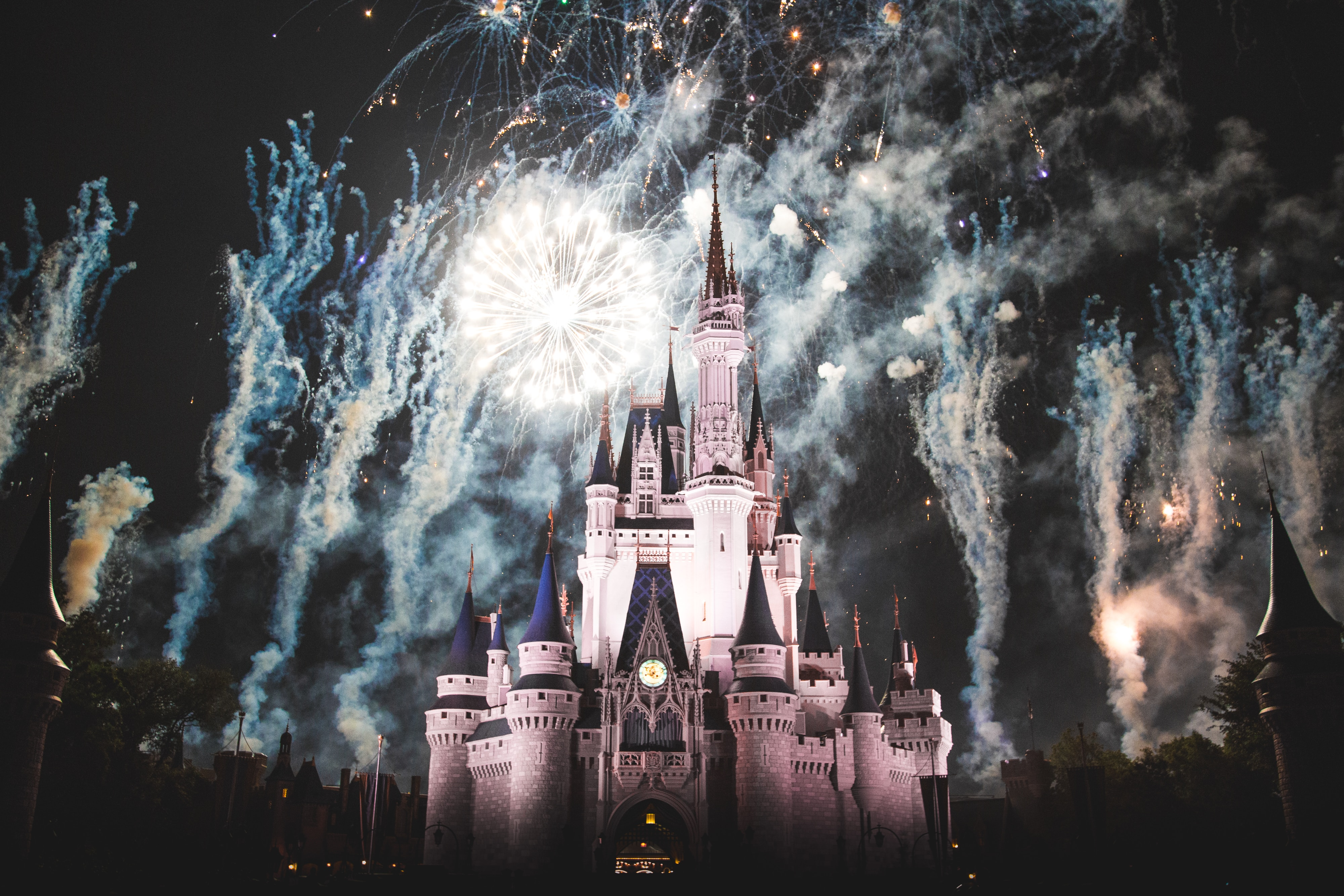 Disney World Orlando honeymoon destination