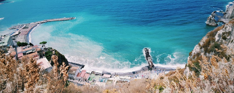 Amalfi Coast honeymoon destination