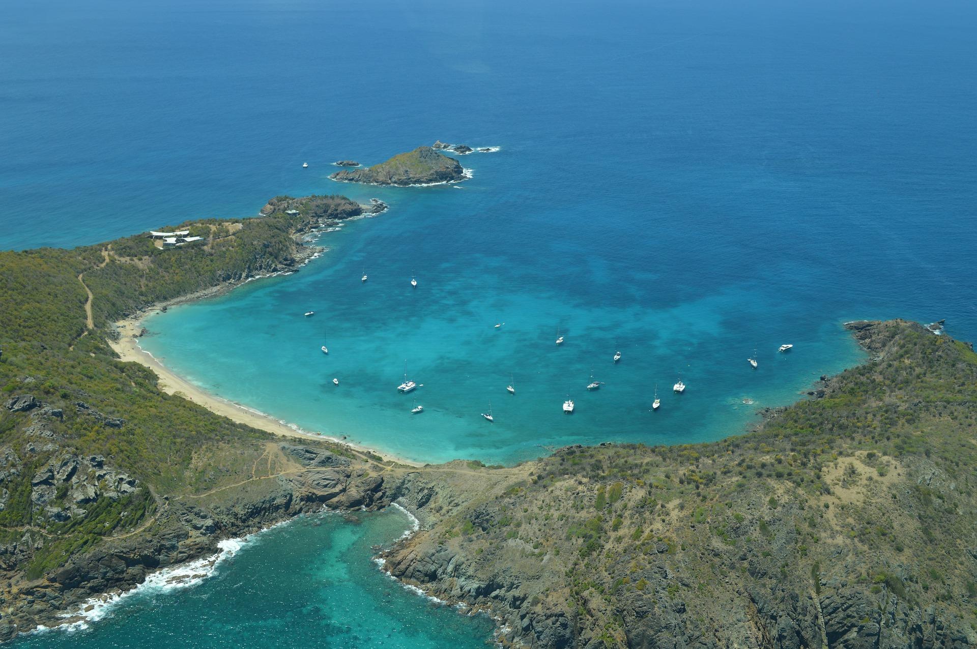 St. Barts honeymoon destination
