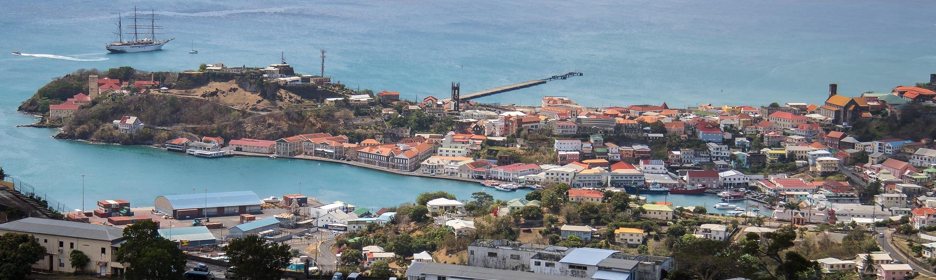 Grenada honeymoon destination