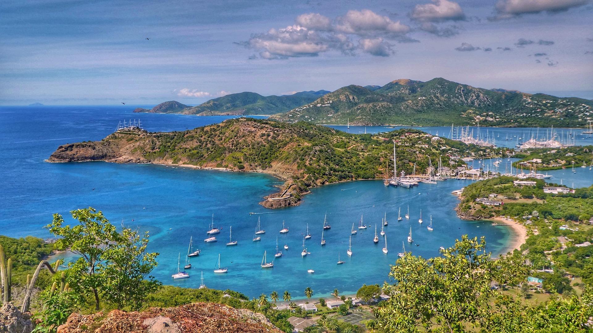 Antigua and Barbuda honeymoon destination