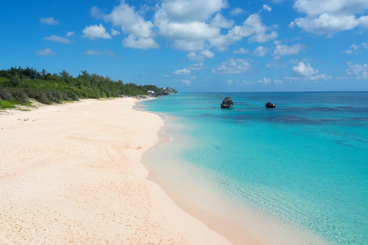 bermuda honeymoon beach