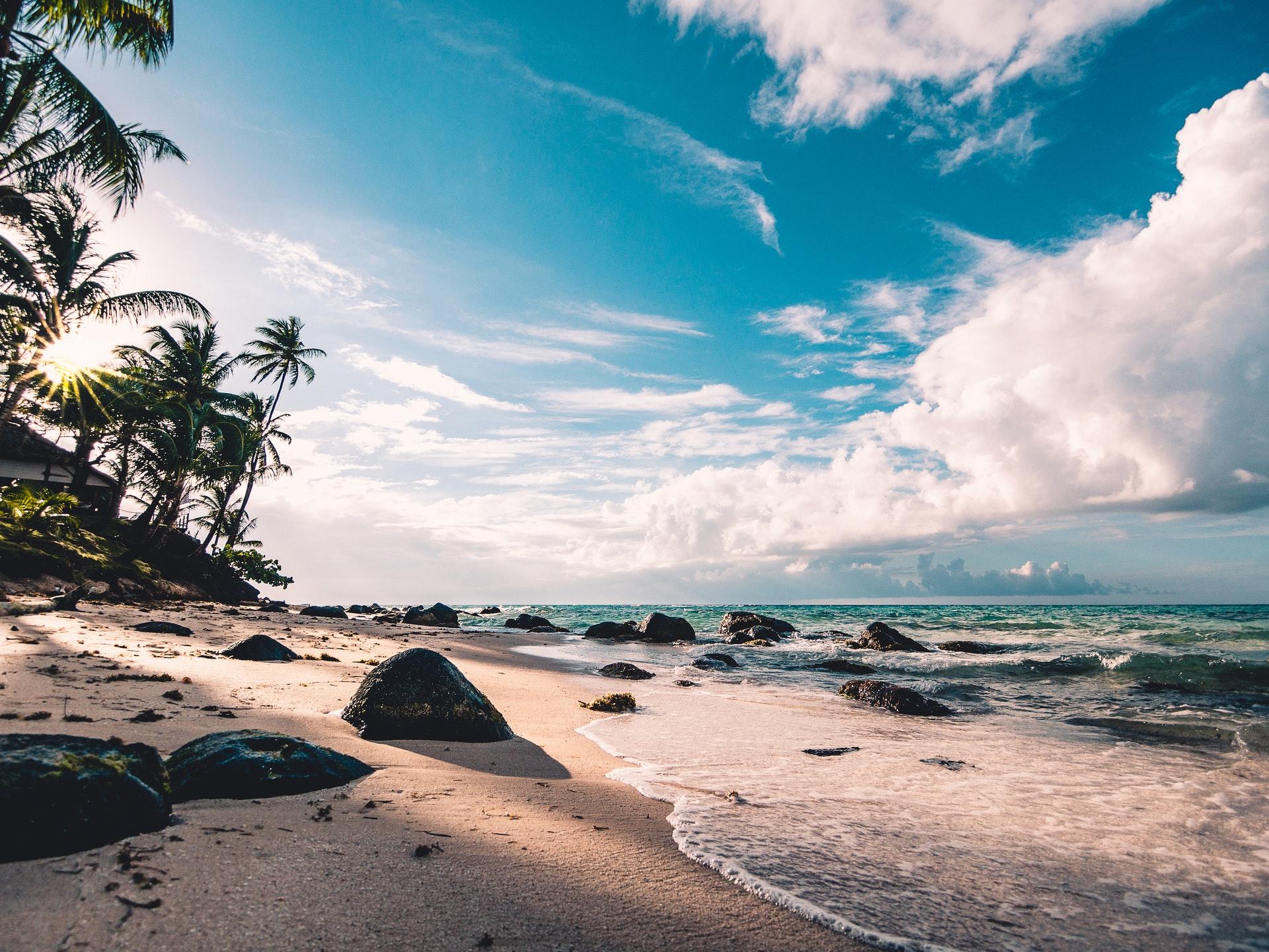 Mauritius honeymoon destination