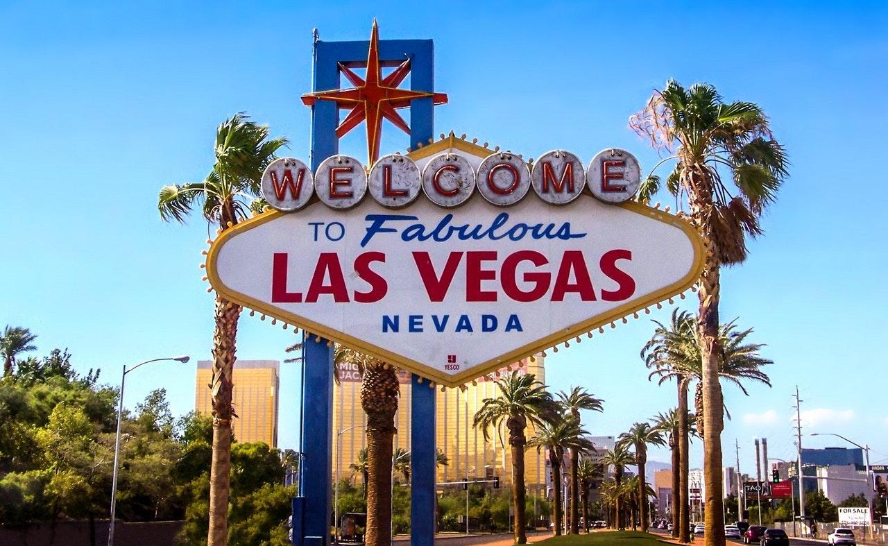 Las Vegas honeymoon destination