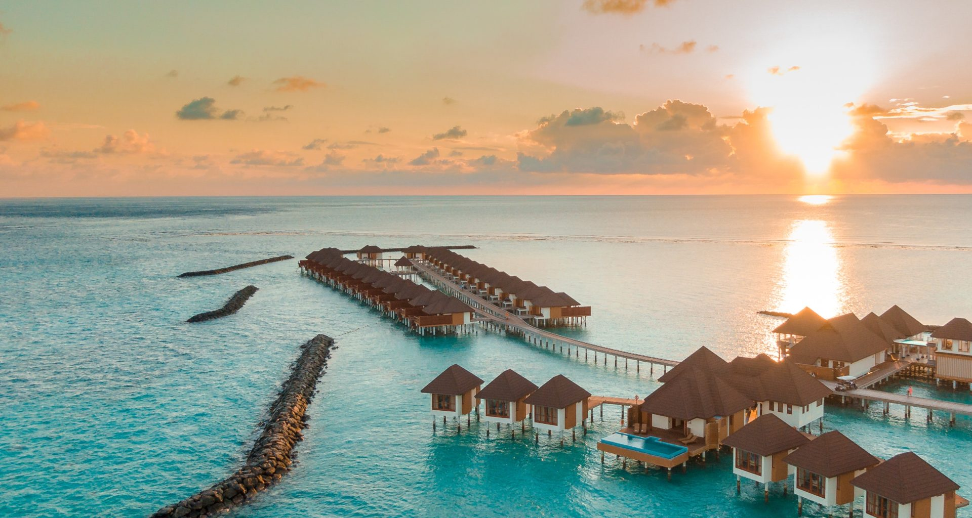 tropical resort to visit in december