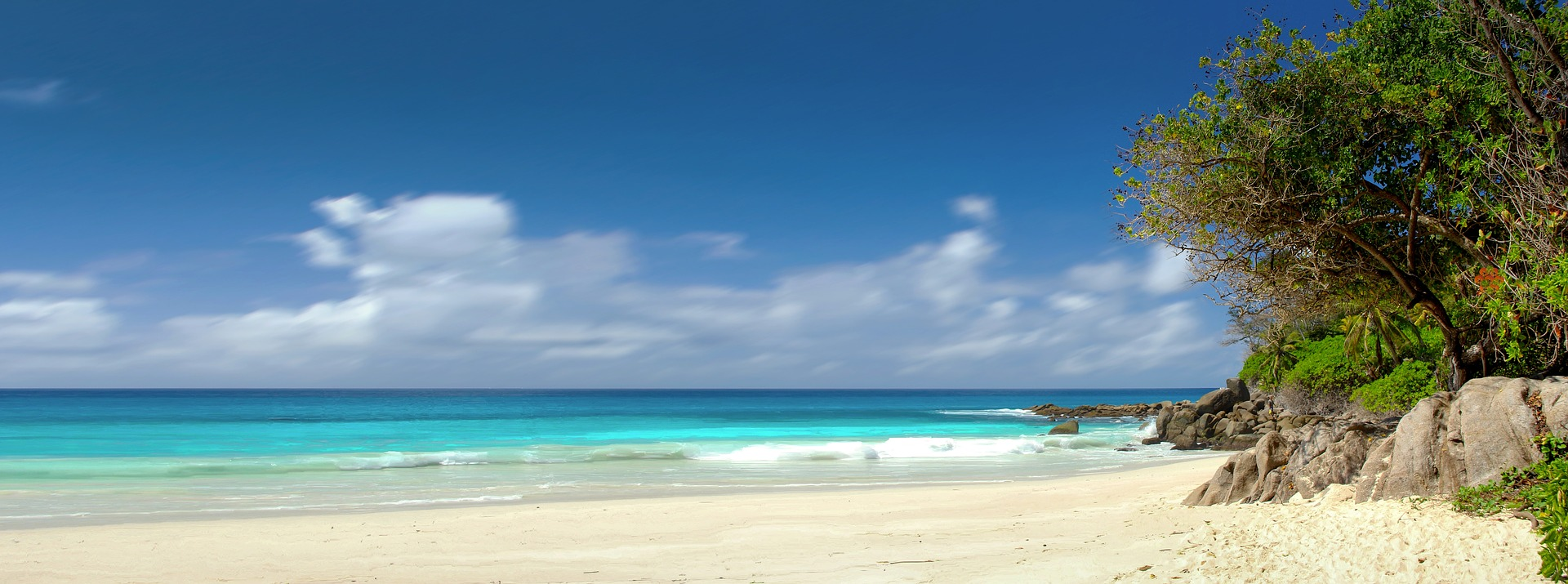 Seychelles honeymoon destination