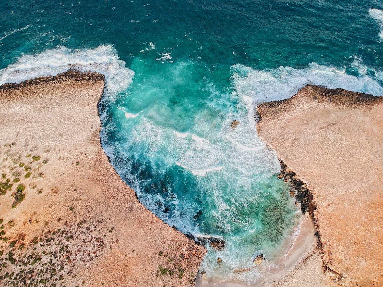 Aruba honeymoon destination