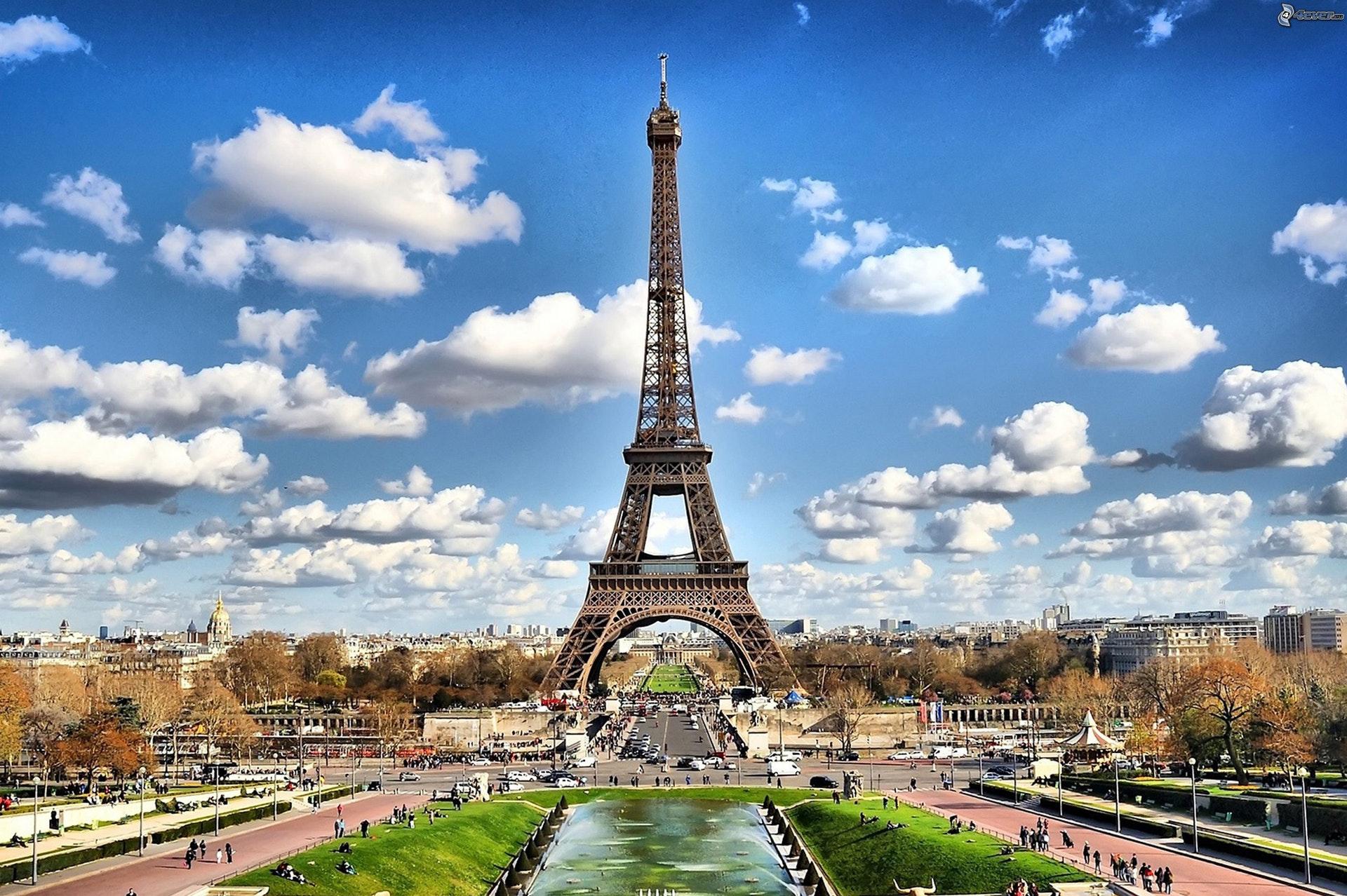 Paris honeymoon destination