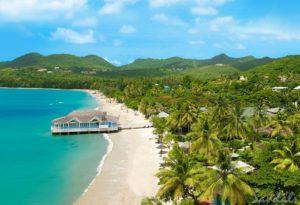 Sandals Halcyon Beach Honeymoon Review & Guidehoneymoon destination